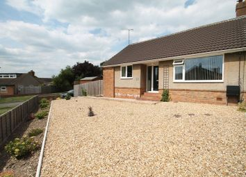 Thumbnail 3 bed semi-detached bungalow for sale in Medley Close, Eaton Bray, Bedfordshire
