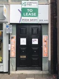 Thumbnail Leisure/hospitality to let in Basement, High Street, Bedford