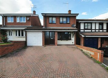 Thumbnail 3 bed detached house for sale in Meadowbank Drive, Worcester
