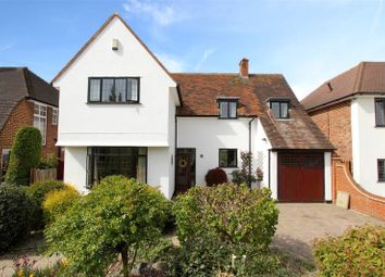 Thumbnail 4 bed detached house for sale in Devereux Drive, Watford