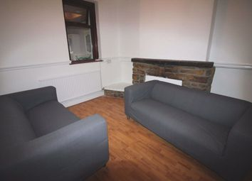 Thumbnail 4 bed terraced house to rent in Thesiger Street, Cathays, Cardiff