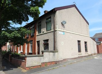 Thumbnail 2 bed terraced house for sale in Delamere Street, Bury