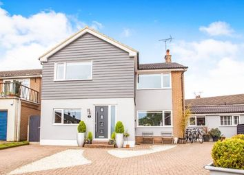 Thumbnail 5 bed detached house for sale in Randolph Close, Canterbury, Kent