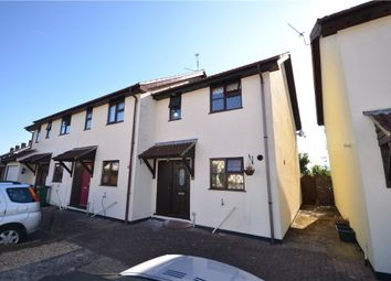 Thumbnail 2 bed end terrace house for sale in Carpenters Court, Basingstoke, Hampshire