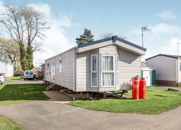 2 bed mobile/park home for sale in Shark Island, Shark Island, Billing Aquadrome, Crow Lane NN3