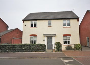Thumbnail 4 bed detached house for sale in Usbourne Way, Ibstock