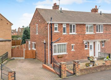 Thumbnail 3 bed semi-detached house to rent in Broc-O-Bank, Norton, Doncaster