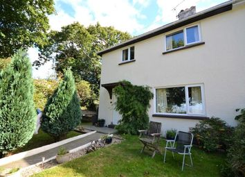 Thumbnail 3 bed semi-detached house for sale in Sunrising, East Looe, Cornwall