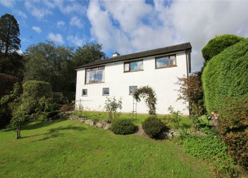 Thumbnail 3 bed detached bungalow for sale in Spring Bank, Empsom Road, Kendal, Cumbria