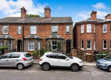 Thumbnail 4 bed end terrace house to rent in Martyr Road, Guildford