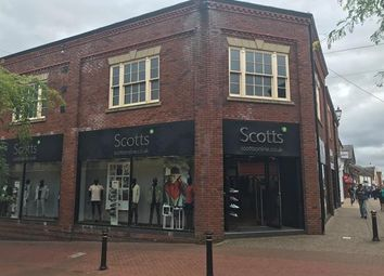 Thumbnail Retail premises to let in Unit 34, Castle Walk, Newcastle Under Lyme