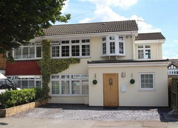 Thumbnail 4 bedroom semi-detached house for sale in Princes Road, Buckhurst Hill, Essex