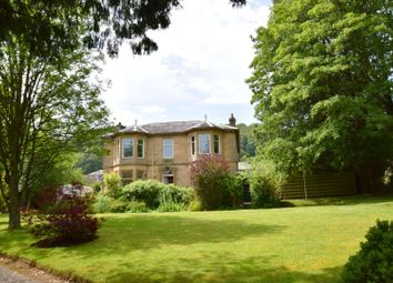 Thumbnail 4 bed maisonette for sale in Abbotsford Road, Galashiels