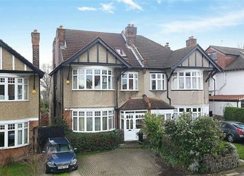 Thumbnail 5 bed semi-detached house for sale in Kings Avenue, Woodford Green, Essex