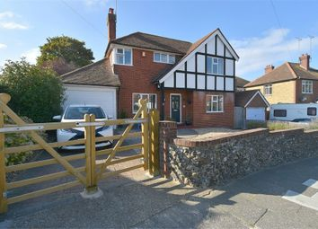 Thumbnail 3 bed detached house for sale in Carlton Avenue, Broadstairs, Kent