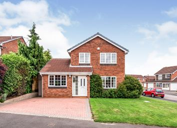 Thumbnail 4 bed detached house for sale in Far Highfield, Newhall, Sutton Coldfield