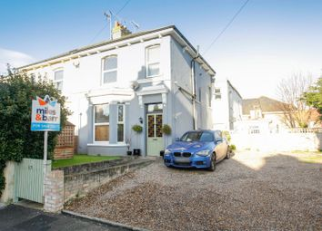 Thumbnail 2 bed semi-detached house for sale in Alexandra Road, Margate
