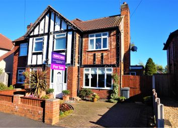Thumbnail 2 bedroom semi-detached house for sale in Westcroft Avenue, Littleover, Derby