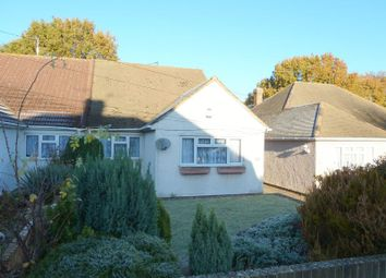 Thumbnail 2 bedroom semi-detached bungalow for sale in Haven Close, Swanley