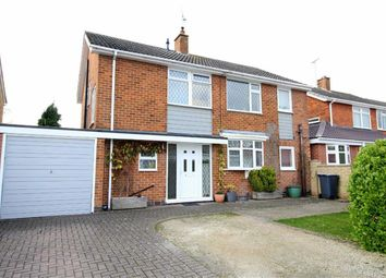 Thumbnail 3 bed detached house for sale in Stella Avenue, Tollerton, Nottingham