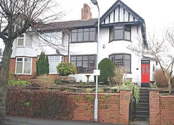 Thumbnail 4 bed semi-detached house for sale in St. Marks Crescent, Newport
