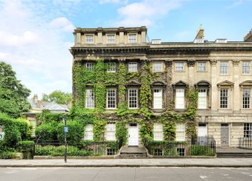 Thumbnail 3 bedroom flat for sale in Queen Square, Bath