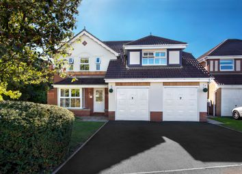 Thumbnail 5 bed detached house for sale in Bishops Meadow, Four Oaks, Sutton Coldfield