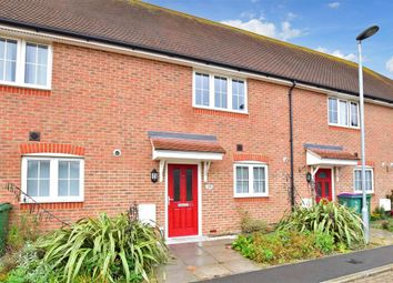 Thumbnail 2 bed terraced house for sale in Josephs Way, New Romney, Kent