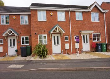 Thumbnail 2 bedroom terraced house for sale in Rough Brook Road, Walsall