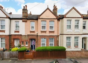 Thumbnail 3 bedroom terraced house for sale in Undercliff Road, London