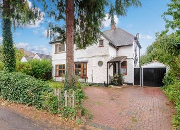 Thumbnail 4 bed detached house for sale in Crichton Road, Carshalton