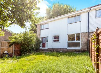 Thumbnail 3 bed end terrace house for sale in Silkin Walk, Dalton Close, Crawley