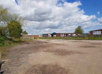 Thumbnail Land to let in R/O Earnshaws, Island Carr Industrial Estate, Brigg