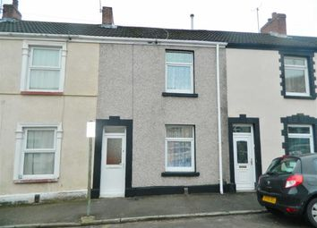 Thumbnail 2 bed terraced house for sale in Caswell Street, Swansea