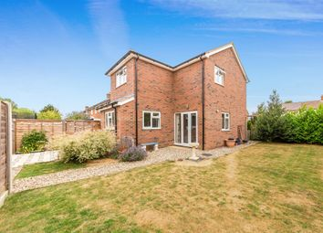 Thumbnail 3 bed detached house for sale in Gaunts Way, Letchworth Garden City
