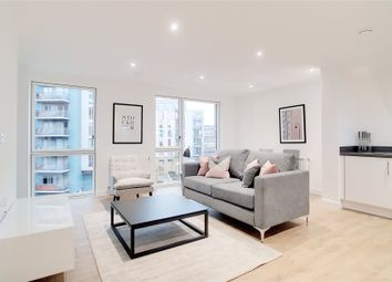 Thumbnail 2 bed flat for sale in Legacy Wharf, London