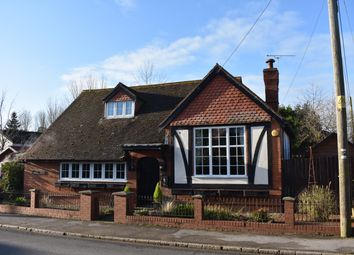 Thumbnail 3 bedroom detached house for sale in Blandford Road, Shillingstone, Blandford Forum