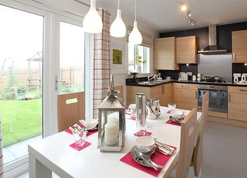 "Thumbnail 4 bedroom semi-detached house for sale in ""Carlton Semi"" at Mugiemoss Road, Bucksburn, Aberdeen"