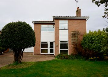 Thumbnail 4 bed detached house for sale in Guernsey Farm Lane, Felpham