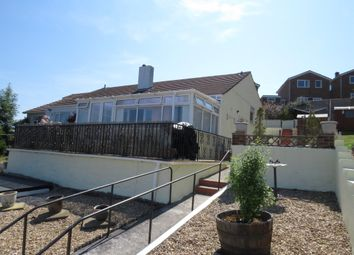 Thumbnail 2 bed semi-detached bungalow for sale in Belle Vue Rise, Plymouth