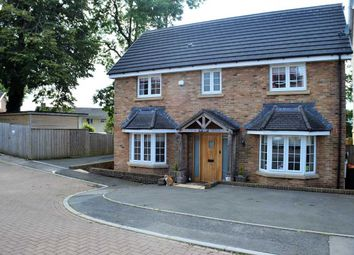 Thumbnail 5 bed detached house for sale in Westfield Gardens, Malpas, Newport