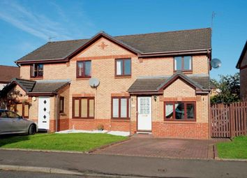 Thumbnail 3 bedroom semi-detached house for sale in Kingfisher Drive, Glasgow