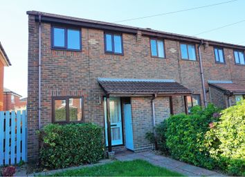 Thumbnail 3 bedroom end terrace house for sale in South East Road, Southampton