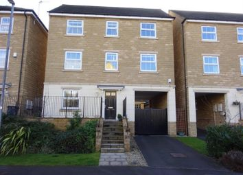 Thumbnail 4 bed detached house for sale in Jilling Gardens, Dewsbury