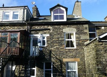 Thumbnail 3 bed maisonette for sale in Craig Walk, Bowness On Windermere, Windermere, Cumbria