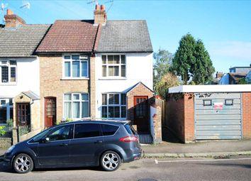 Thumbnail 2 bed end terrace house for sale in Glencoe Road, Bushey WD23.