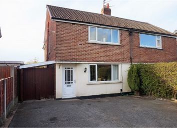 Thumbnail 3 bed semi-detached house for sale in Allerton Road, Walton Le Dale, Preston