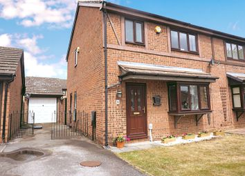 3 bed semi-detached house for sale in King Charles Close, Willerby, Hull HU10