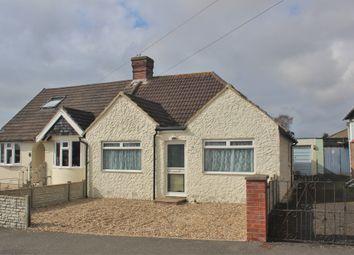 Thumbnail 2 bed semi-detached bungalow for sale in Colinton Avenue, Portchester, Fareham, Hampshire