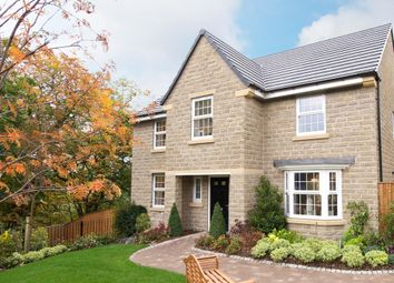 "Thumbnail 4 bedroom detached house for sale in ""Winstone"" at Huddersfield Road, Wyke, Bradford"